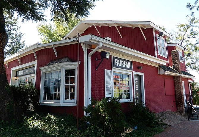 The Fairfax Surf Shop has been on Old Lee Highway in downtown Fairfax for 43 years.