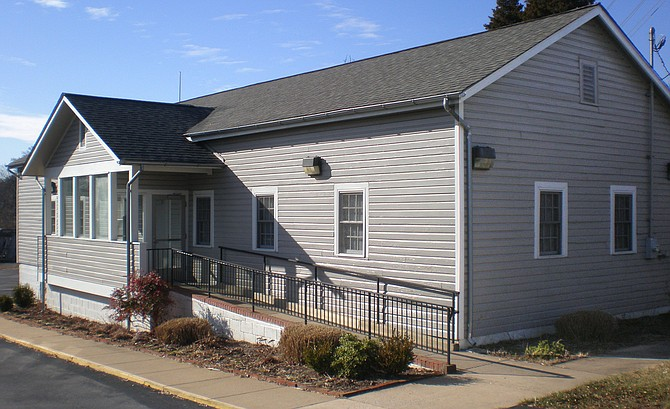The Smithville Rosenwald School is restored as a community center, on Randolph Road just east of New Hampshire Avenue. Julius Rosenwald funded some of the first schools for African American communities.