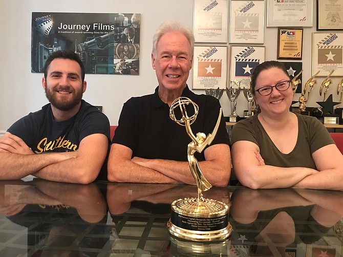 Martin Doblmeier won the regional Emmy Award for Best Historical Documentary Film for Backs Against the Wall: The Howard Thurman Story.