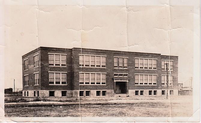 Parker-Gray School 1920 – 1965.