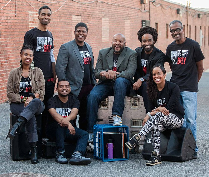 "Musical group Liner Notes will perform ""Music of the Movement"" at Reston's Dr. Martin Luther King Jr. Birthday Celebration on Jan. 19, 2020."