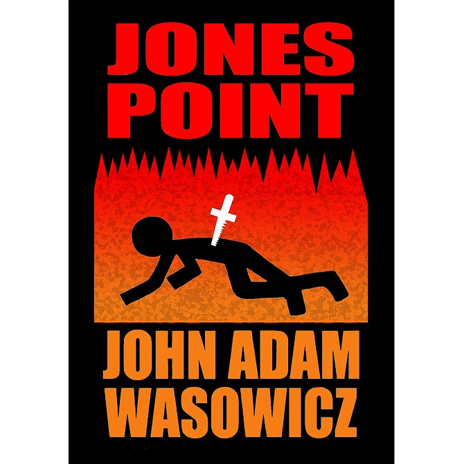 The second book in author John Adam Wasowicz's legal thriller series.