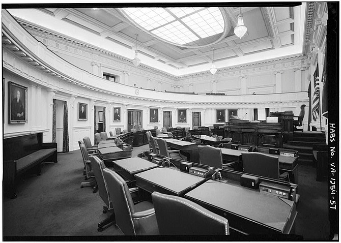 The Senate chamber is where some of the more progressive elements of the Democratic agenda were stalled this year.