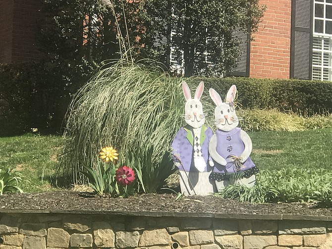 Maryland Governor Larry Hogan deemed the Easter Bunny an essential worker in Maryland on Sunday, April 12.