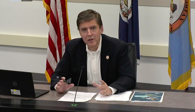 Hunter Mill District Supervisor Walter Alcorn (D) hosts his second virtual town hall on the FY 2021 Revised Budget Proposal, significantly changed in two months because of the COVID-19 pandemic.