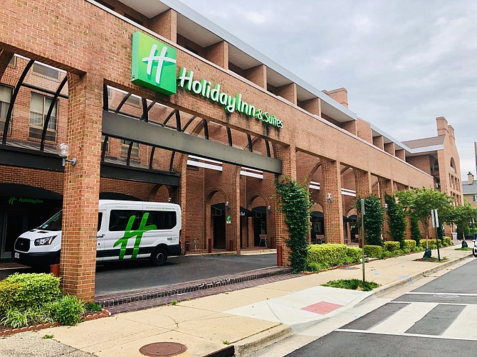 At the end of April, Holiday Inn's management company warned the Virginia Employment Commission that furloughs there have been extended indefinitely.