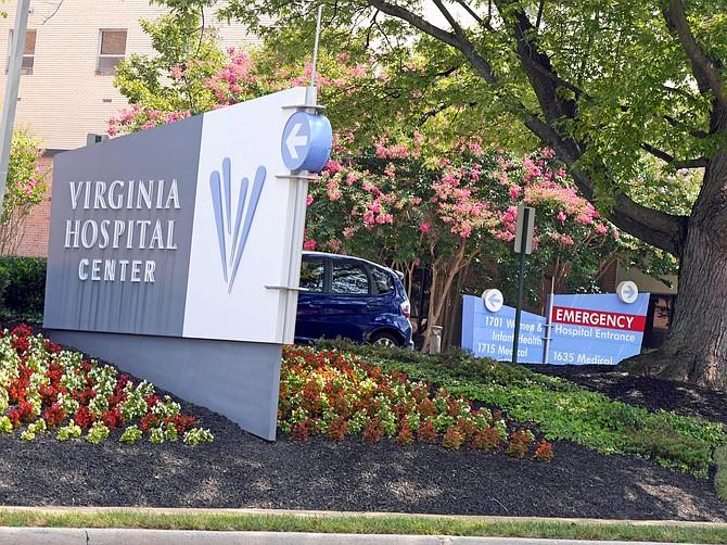Arlington Hospital Center treats coronavirus patients, sets up testing sites.