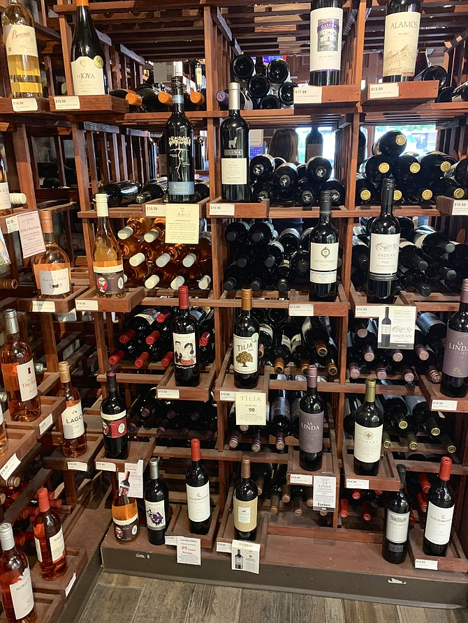 Alcohol sales have increased as some look for ways to cope with heightened anxiety and stress during the coronavirus pandemic.