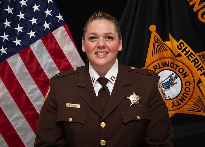 Major Gretchen Foster