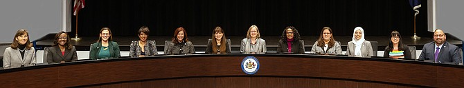 Fairfax County School Board.