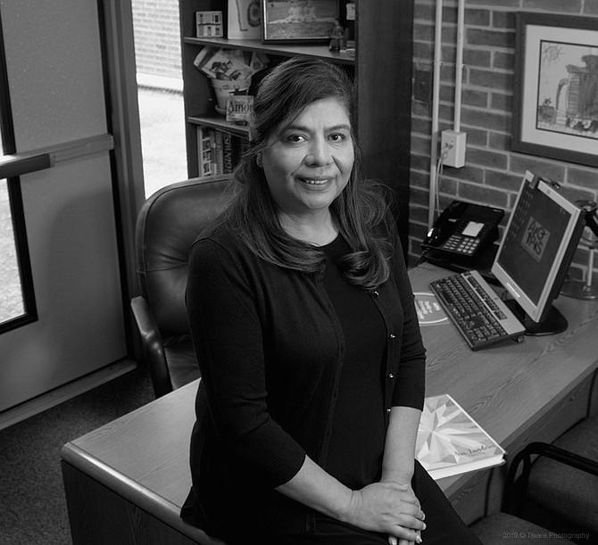 Rosa Landeros is a 2020 Living Legend of Alexandria.