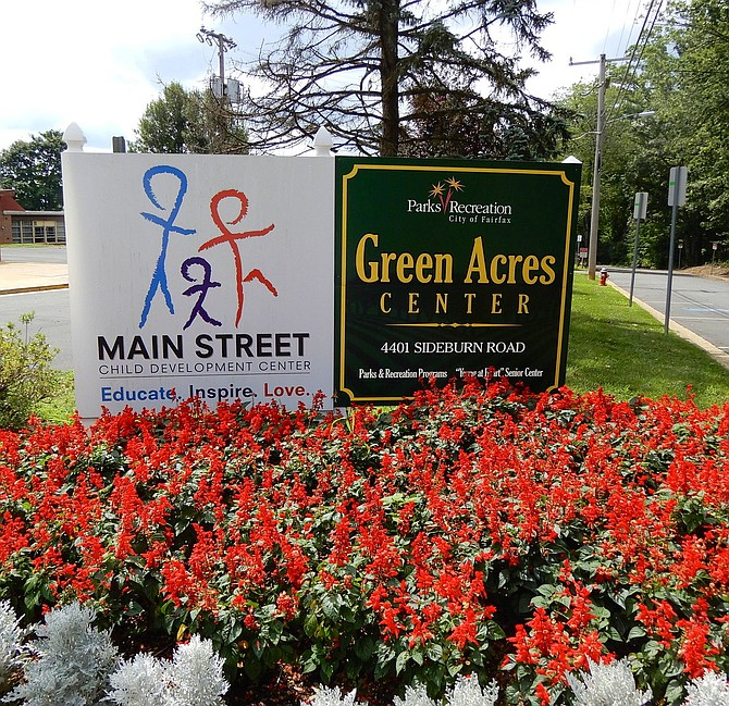 Main Street Child Development and School Age Child Care will both be in the Green Acres Community Center.