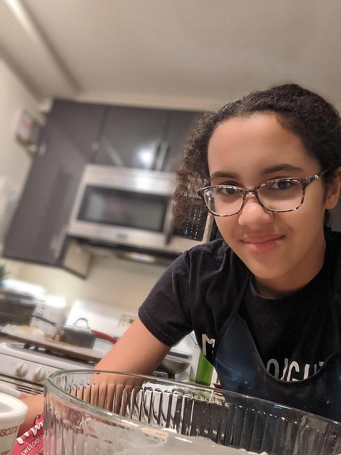 Racial Justice Bake Shop is run by Iris Nijbroek