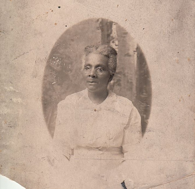 Annie Johnson Withers.