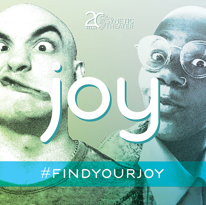 """Synetic Theater in Arlington is staging a virtual production of """"Joy"""" from Oct. 16 to Nov. 8, 2020."""