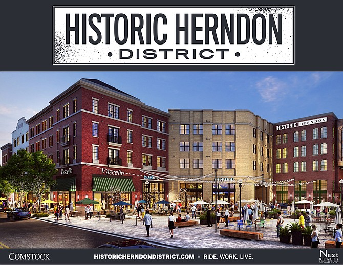 Mayor Lisa C. Merkel may have the honor of inking the closing deal with Comstock Herndon Venture, LC on the Historic Herndon District project before her term ends on Dec. 31 of this year.