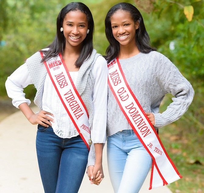 Victoria and Jillian Felder – October 2020.