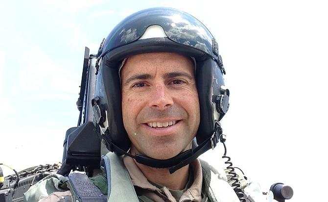 Patrick Moran, commercial space pilot.