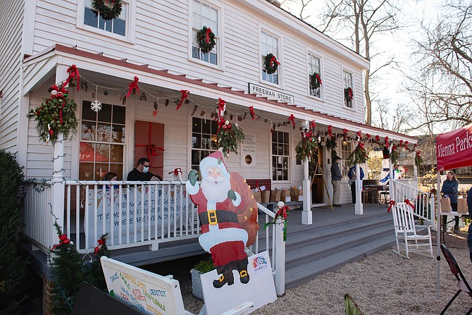 The Town of Vienna is sharing a handful of ho-ho-holiday activities for all ages.