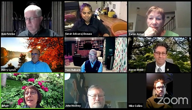 The Reston Association Board of Directors will hear the  Reston Association State of the Environment Report (RASER) - 2020 Highlights, Thursday evening, Dec. 17 at 6:30 p.m. with the ZOOM made available to members at https://www.zoom.us/ The presentation can also be viewed on RA's YouTube channel.