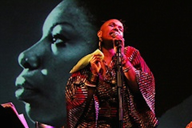 Akua Allrich will perform at the Reston Community Center's annual Dr. Martin Luther King Jr. Celebration.