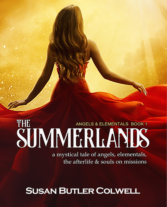 """""""Summerlands"""" is the first book in Colwell's series."""