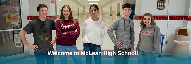 "Over the past 10 years, McLean HS has grown in student membership, increasing its capacity deficit to ""substantial,"" at 118 percent as reported in SY 2019-20."