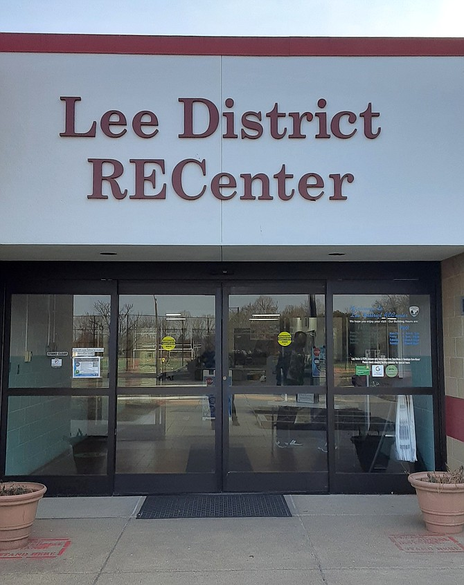 The Lee District name may have to go.