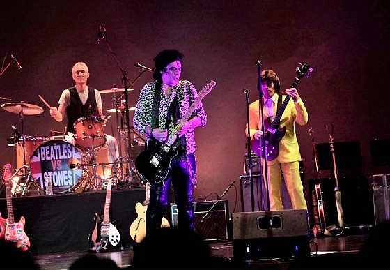 Stones tribute band 'Satisfaction,' is coming to the Birchmere on April 8.
