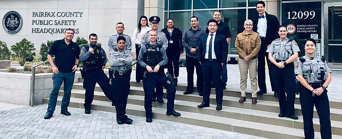 The Fairfax County Police Department is the largest law enforcement agency within the Commonwealth of Virginia, comprised of a reported 1,493 sworn officers and 330 professional staff members, according to Police Chief Recruitment Brochure.