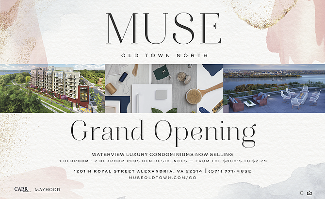 The most anticipated condominium community in Old Town North is opening its doors for an official Grand Opening this month. Discover artful living in an elegant environment at Muse Condominiums,   where sophisticated residences and luxurious amenities make Muse an unmatched destination for homebuyers.