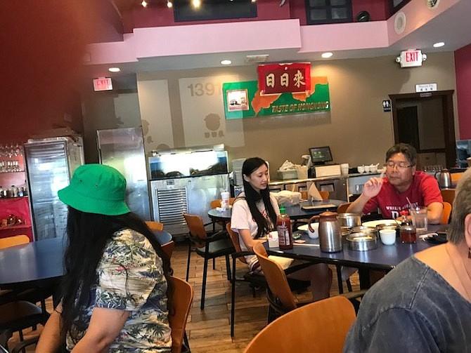 Taste @ Hong Kong is located at 13912 Lee Jackson Memorial Hwy., Chantilly.