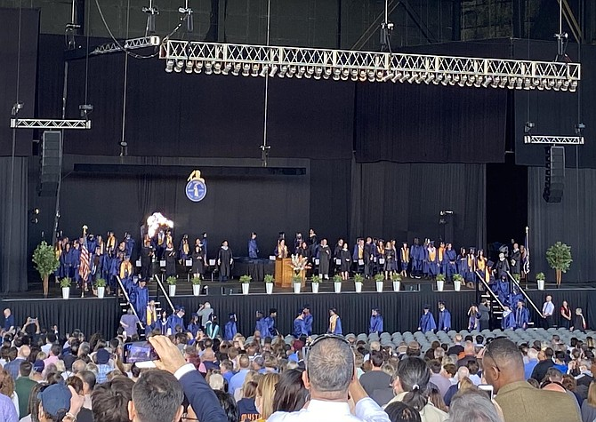 After two unique school years filled with challenges, the class of 2021 became graduates of West Springfield High School.