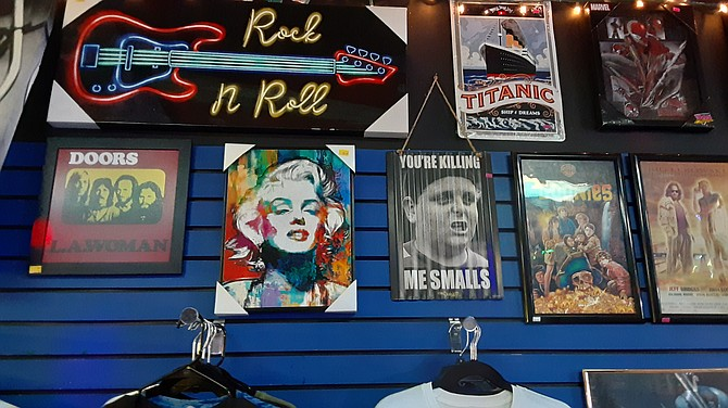 The Highs and Lows Gifts and Thrifts store in Hybla Valley offers a blast from the past.
