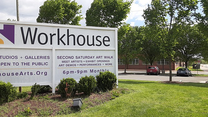 From Ox Road, the Workhouse Arts Center attracts the artist and tourist in southern Fairfax County.