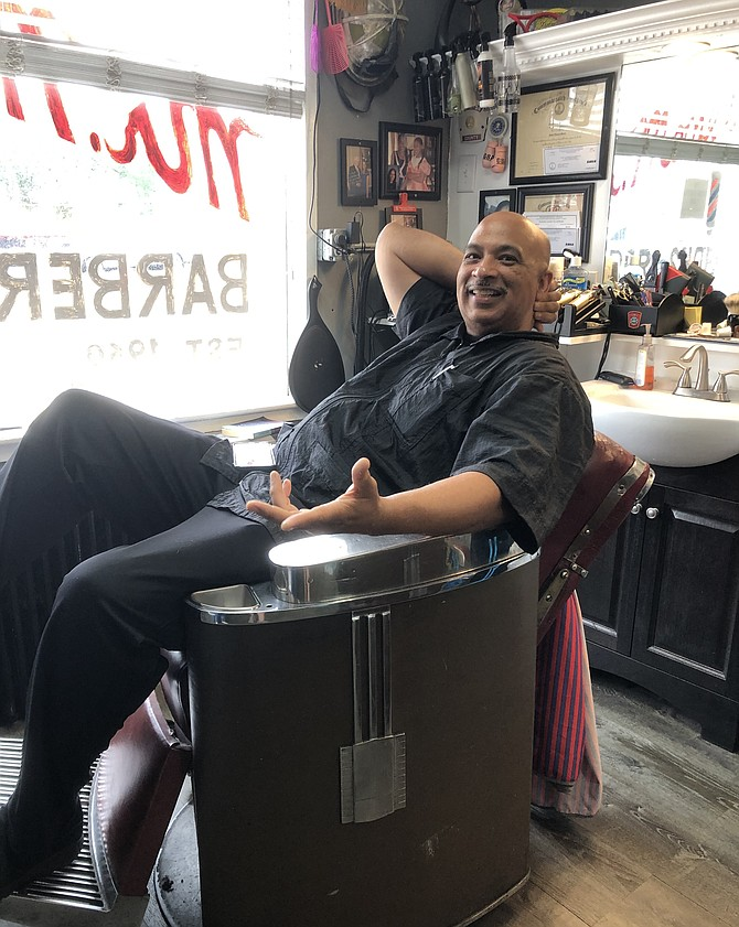 Jim Moore, Arlington barber, grew up celebrating Juneteenth, the day slaves were freed in Texas more than two years after President Lincoln issued the emancipation proclamation. But many Americans don't know what Juneteenth signifies.