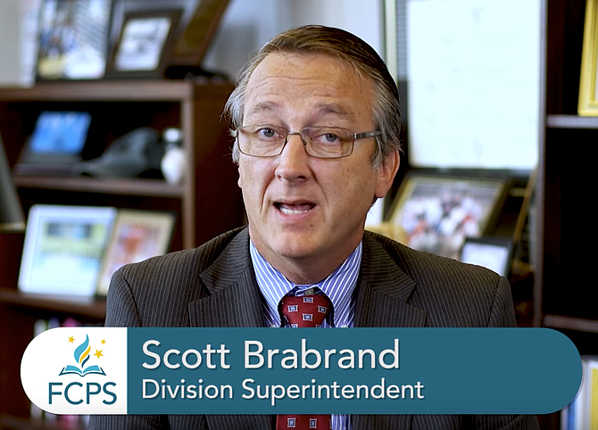 Fairfax County School Board Superintendent Dr. Scott Brabrand announces he is leaving at the end of the next year.