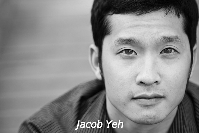 """Jacob Yeh will star in NextStop's production """"An Act of God."""""""