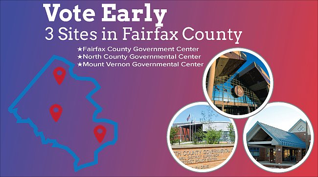 Early voting is scheduled.
