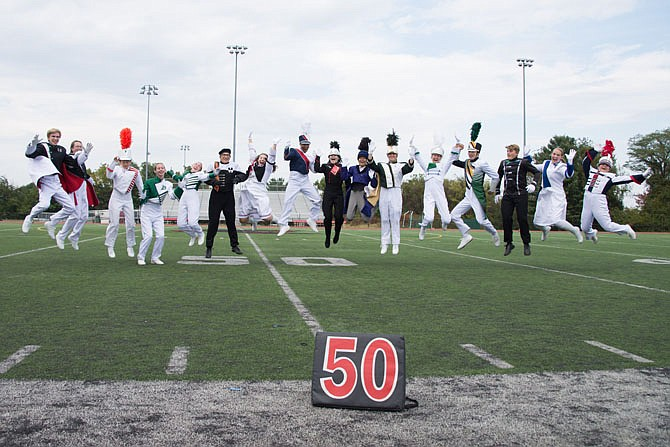 Herndon High School is hosting 'Showcase of Bands' on Sept. 25 with more than 25 marching bands expected to compete.