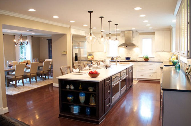 Kitchen Remodeling Dining For Two In Oak Hill